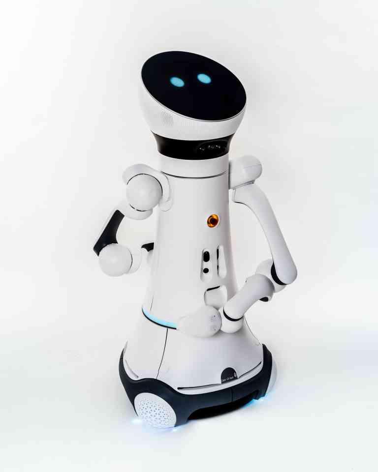 ros bot machine